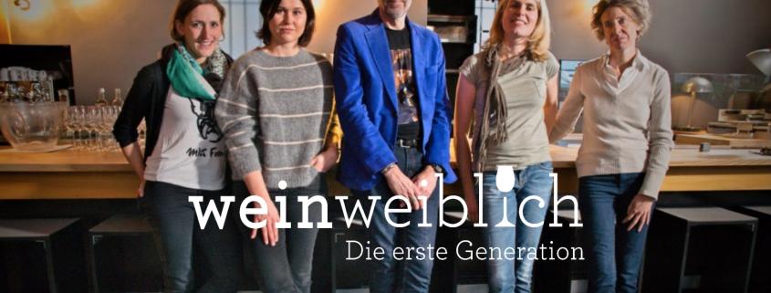 weinweiblich - Die erste Generation